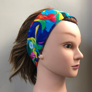 Paint Splash Headband