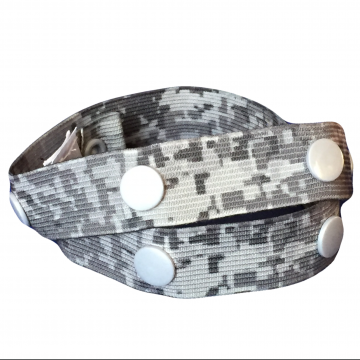 Digital Grey Camo Elu Clip