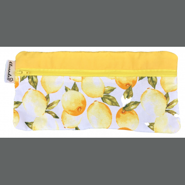 Lemon Pencil Pouch